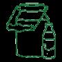 illustration micro laiterie
